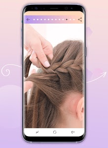 Download Hairstyles step by step 1.15 APK