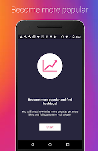 Download Followers and likes for Instagram (hashtags) 1.0.4 APK
