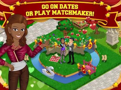 screenshot of High School Story version 1.7.0