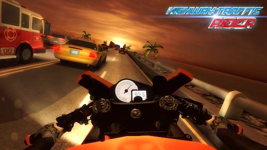 Download Highway Traffic Rider 1.6.3 APK