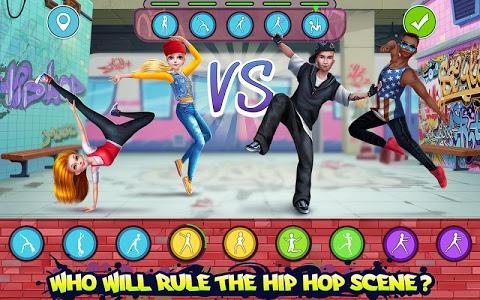 screenshot of Hip Hop Battle - Girls vs. Boys Dance Clash version 1.0.5
