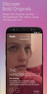 screenshot of Hulu: Stream TV, Movie & more version 2.0
