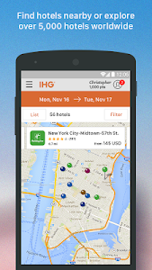 Download IHG®: Hotel Deals & Rewards 4.19.0 APK