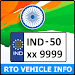 VDI- Vehicle Registration details -RTO