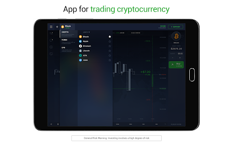 Download IQ Option broker: trade forex, CFD's, bitcoin 5.2.2 APK