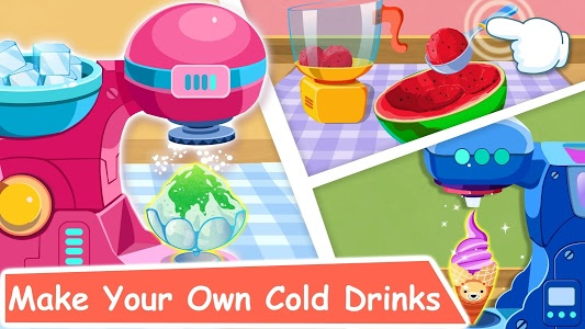 screenshot of Ice Cream & Smoothies - Educational Game For Kids version 8.27.10.00