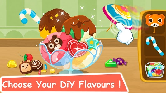 screenshot of Ice Cream & Smoothies - Educational Game For Kids version 8.30.10.00