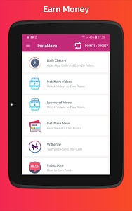 Download InstaNaira - Get Free Airtime and Cash in Nigeria 1.4 APK