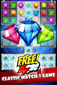 screenshot of Jewels Deluxe 2019 version 2.2