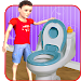 Kids Toilet Emergency Sim 3D