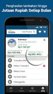 screenshot of Kudo version 26-RELEASE.20160810-0900