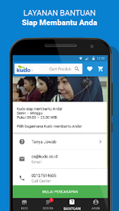 screenshot of Kudo version 49-RELEASE.20170705-1100