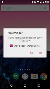 Download Lady Pill Reminder ® 2.7.09 APK
