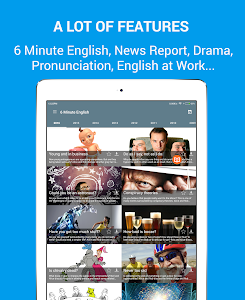Download Learn English Listening: Learning English Podcast 4.5.4 APK