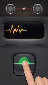 screenshot of Lie Detector Test Prank version 5.0.4