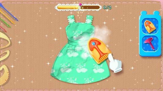 screenshot of Little Tailor 2 version 3.0.3935