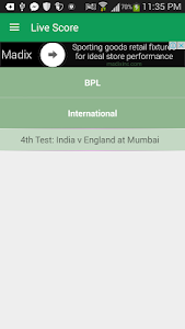 Download Live Cricket Streaming 1.0.5 APK