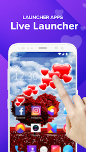 Download Live Launcher - Live Wallpapers & Themes 1.1.7 APK