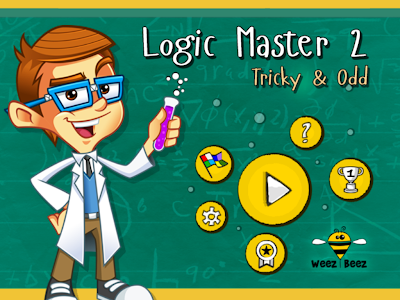 screenshot of Logic Master 2 - Tricky & Odd version 1.0.45