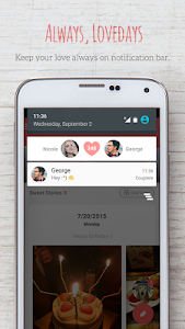 screenshot of Lovedays - D-Day for Couples version 0.996