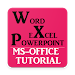 Download MS OFFICE (WORD EXCEL POWERPOINT) TUTORIAL OFFLINE 2.0.0 APK