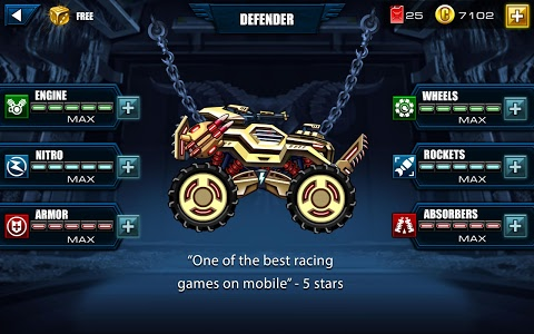 Download Mad Truck Challenge Racing 4.2.1 APK