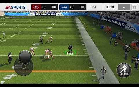 screenshot of Madden NFL Mobile version 2.0