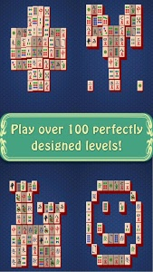 screenshot of Mahjong version 1.3.25