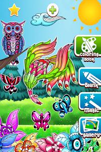 screenshot of Mandala Coloring Pages version 10.3.0