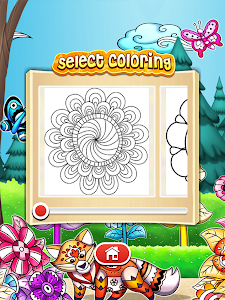 Download Mandala Coloring Pages  APK
