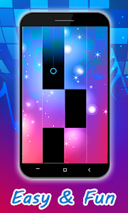 Download Marshmello - Anne-Marie - FRIENDS Piano Tiles 1 APK