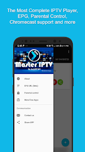 Download Master IPTV Player: Best Player with EPG and Cast 2.0.5 APK