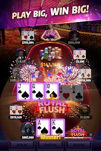 Download Mega Hit Poker: Texas Holdem massive tournament 1.33.0 APK
