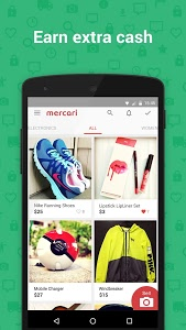 screenshot of Mercari: The best shopping app version Varies with device