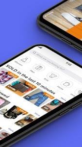 screenshot of Mercari: The Selling App version 6.4.3