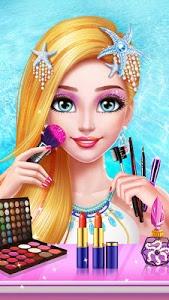 Download Mermaid Princess Makeup - Girl Fashion Salon 1.1.3181 APK