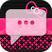 Download Message Theme for Hello Kitty 1.5 APK