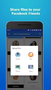Download Messenger File Transfer 2.3 APK