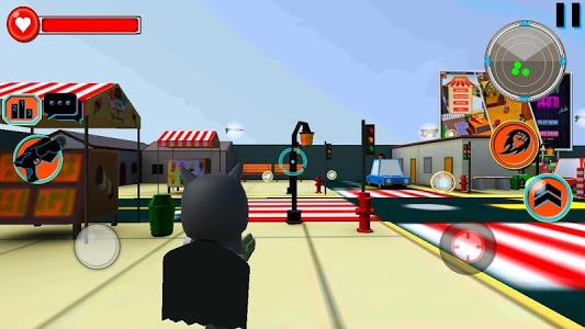 screenshot of Mini Hero Militia 3D version 3.3