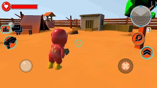 Download Mini Hero Militia 3D 3.3 APK