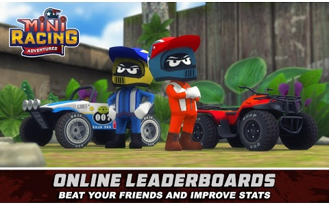 Download Mini Racing Adventures 1.16 APK