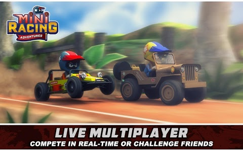 Download Mini Racing Adventures 1.16 APK