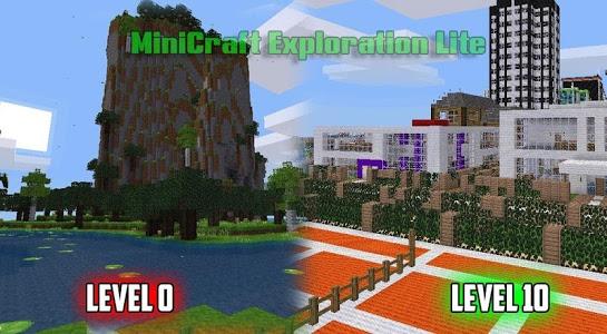Download MiniCraft Exploration Lite 25.79 APK