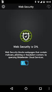 screenshot of Mobile Security & Antivirus version 2.46.44