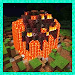 """Download Mod """"Falling meteors"""" for Minecraft PE 1.0.0 APK"""