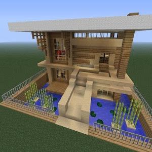 Download Modern Minecraft Houses 1.0 APK