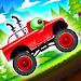 Monster Truck Kids 5: Crazy Cartoon Race