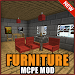 Download Furniture Mod Minecraft MCPE 1.7 APK