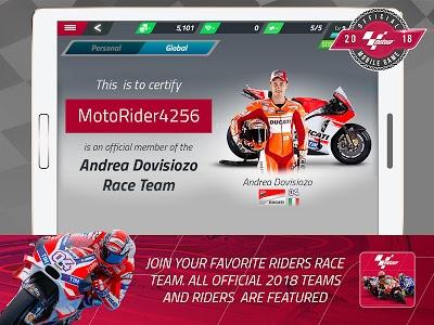 Download MotoGP Racing '18 3.0.0 APK