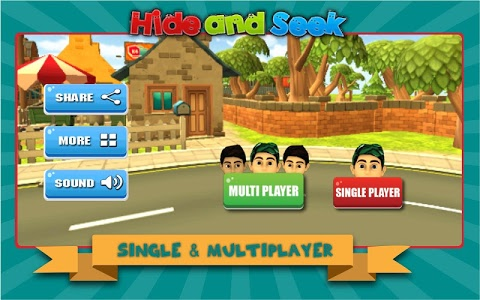 Download Multiplayer Hide and Seek 2017 1.3 APK
